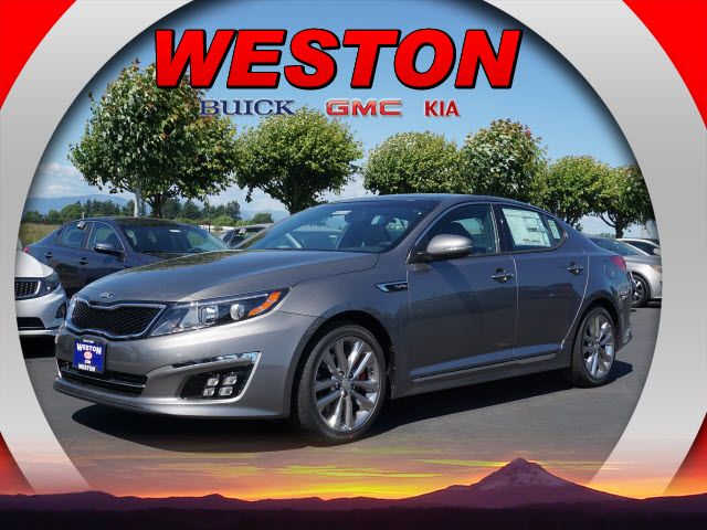 new 2015 kia optima sxl turbo sxl turbo 4dr sedan near portland kr1435 weston kia. Black Bedroom Furniture Sets. Home Design Ideas